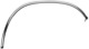 Trim moulding, Wheel arch front right 1268754 (1036562) - Volvo 700