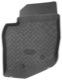 Floor accessory mat, single front left  (1037715) - Volvo S60 (-2009), S80 (-2006), V70 P26, XC70 (2001-2007)