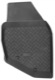 Floor accessory mat, single front right  (1037716) - Volvo S60 (-2009), S80 (-2006), V70 P26, XC70 (2001-2007)