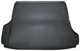Trunk mat Synthetic material black-grey  (1037717) - Volvo V70 P26, XC70 (2001-2007)