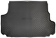 Trunk mat Synthetic material black-grey  (1037722) - Volvo 850, V70 (-2000), V70 XC (-2000)