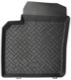 Floor accessory mat, single front left  (1037735) - Volvo C30, C70 (2006-), S40 V50 (2004-), XC90 (-2014)