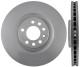 Brake disc Front axle 93188445 (1037883) - Saab 9-3 (2003-)