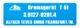 Hinweisschild Bremskraftverstärker  (1037930) - Volvo P1800, P1800ES