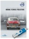 eBook USB-Stick Original Technical Publications OTP Volvo 121 TP-51950  (1038442) - Volvo 120 130 220