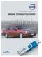 eBook USB-Stick Original Technical Publications SINGLE-USER OTP Volvo 850 TP-51956  (1038450) - Volvo 850