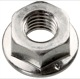 Nut with Collar with metric Thread M8 11900429 (1038601) - Saab