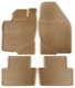 Floor accessory mats Rubber beige 39891793 (1038755) - Volvo V70 P26, XC70 (2001-2007)