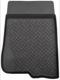 Fußmatte, einzeln Gummi grau vorne rechts  (1038918) - Volvo 200