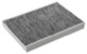 Cabin air filter Activated Carbon 31390880 (1039398) - Volvo S60 (2011-2018), S60 XC (-2018), S80 (2007-), V60 (2011-2018), V60 XC (-18), V70 (2008-), XC60 (-2017), XC70 (2008-)
