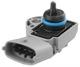 Sensor, Saugrohr Saugrohrdruck 31272732 (1039517) - Volvo C30, C70 (2006-), S40 V50 (2004-), S60 (2011-2018), S60, V60, S60XC, V60XC (2011-2018), S80 (2007-), V40 (2013-), V40 XC, V60 (2011-2018), V70 XC70 (2008-), XC60 (-2017), XC90 (-2014)