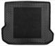 Kofferraummatte Kunststoff Gummi schwarz  (1040056) - Volvo V70 XC70 (2008-)