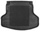 Trunk mat Synthetic material Rubber black  (1040064) - Volvo V40 (-2004)