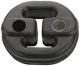 Rubber mount, Silencer 30617119 (1040862) - Volvo S40 V40 (-2004)