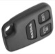 Remote control, Locking system 30857616 (1041046) - Volvo S40 V40 (-2004)