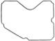 Seal, Crankcase breather 8694740 (1041340) - Volvo C30, S40 V50 (2004-), S60 (2011-2018), S80 (2007-), V60 (2011-2018), V70 (2008-), XC60 (-2017)