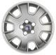 Wheel cover silver 16 Inch for Steel rims Piece 30683237 (1041659) - Volvo S60 (2011-), S60 XC, S80 (2007-), V60, V60 XC, V70 XC70 (2008-)