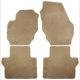 Floor accessory mats Textile brown 31267618 (1041874) - Volvo S80 (2007-)