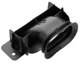 Air duct centre 30741748 (1042475) - Volvo C30, C70 (2006-), S40 V50 (2004-)