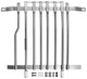 Engine Skid plate Steel 9451954 (1043043) - Volvo 850, C70 (-2005), S70 V70 (-2000)