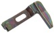 Lock lever 8256380 (1043072) - Saab 900 (-1993)