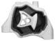 Engine mounting right lower 31277313 (1043147) - Volvo S60 (2011-), V60, S60XC, V60XC, S80 (2007-), V70 XC70 (2008-), XC60 (-2017)