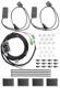 Kabelsatz, Schwellerauflage mit Beleuchtung vorne Nachrüstsatz 30763394 (1043267) - Volvo V70 XC70 (2008-)