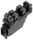 Switch, Window winder 31334464 (1043330) - Volvo S60 (-2009), V70 P26, XC70 (2001-2007), XC90 (-2014)