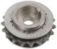 Chain gear, Balancer shaft intake side 55557379 (1043923) - Saab 9-3 (-2003), 9-5 (-2010), 900 (1994-), 9000