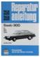 1044189 Buch Werkstatt Handbuch Saab 900 ab 05/1978 - GL / GLE / EMS / Turbo Deutsch