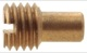 Retainer screw, Nozzle needle 237105 (1044991) - Volvo 120 130 220, 140, P1800, PV P210