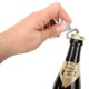 Key fob Bottle opener Elk SKANDIX Logo