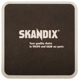 Coaster SKANDIX Logo Racing 100 Pcs