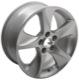 Felge Aluminium 7,5x17 ET41