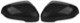 Cover, Outside mirror Carbon Look black Upgrade kit for both sides  (1047512) - Volvo S60 (2011-), S80 (2007-), V40 (2013-), V40 XC, V60, V70 (2008-)