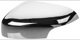 Cover, Outside mirror left chrome  (1047522) - Volvo C30, S40 (2004-), S60 (-2009), V50, V70 P26