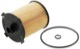 Oil filter Insert 31372212 (1050138) - Volvo S60 (2011-2018), S60 (2019-), S60 XC (-2018), S60 V60 (2011-2018), S80 (2007-), S90 V90 (2017-), V40 (2013-), V40 XC, V60 (2011-2018), V60 (2019-), V60 XC (19-), V60 XC (-18), V70 XC70 (2008-), V90 XC, XC40, XC60 (2018-), XC60 (-2017), XC90 (2016-)