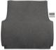 Trunk mat Textile grey 691609 (1050301) - Volvo 220