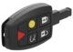 Remote control, Locking system 30772200 (1050857) - Volvo C30, C70 (2006-), S40 V50 (2004-)