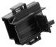 Plug housing 968485 (1051983) - Volvo 200, 700, 900, C70 (-2005), S70 V70 V70XC (-2000), S90 V90 (-1998)