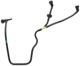 Vacuum line, Brake booster 12847287 (1051984) - Saab 9-3 (2003-)