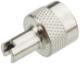 Ventilkappe Metall  (1052569) - universal