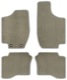 Floor accessory mats Velours grey  (1053096) - Volvo 300