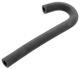 Radiator hose Intake manifold preheating 463732 (1053648) - Volvo 200