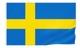 Fahne Schwedische Flagge
