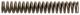 Feder, Öldruckventil 55557232 (1055392) - Saab 9-3 (-2003), 9-5 (-2010)