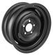 Felge Stahl 5,5x15 ET10 Schlitz-Design  (1056400) - Volvo 120 130 220, P1800, PV