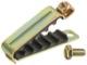 Fastener, Fuel line Clamp 1257430 (1056817) - Volvo 200, 700, 850, 900, S70 V70 (-2000), S80 (-2006), V70 P26