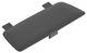 Cap, Interior panel Grip recess door front black 9150447 (1057124) - Volvo 900, S90 V90 (-1998)