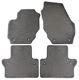 Floor accessory mats Textile black (offblack) 30733698 (1057782) - Volvo V70 XC70 (2008-)